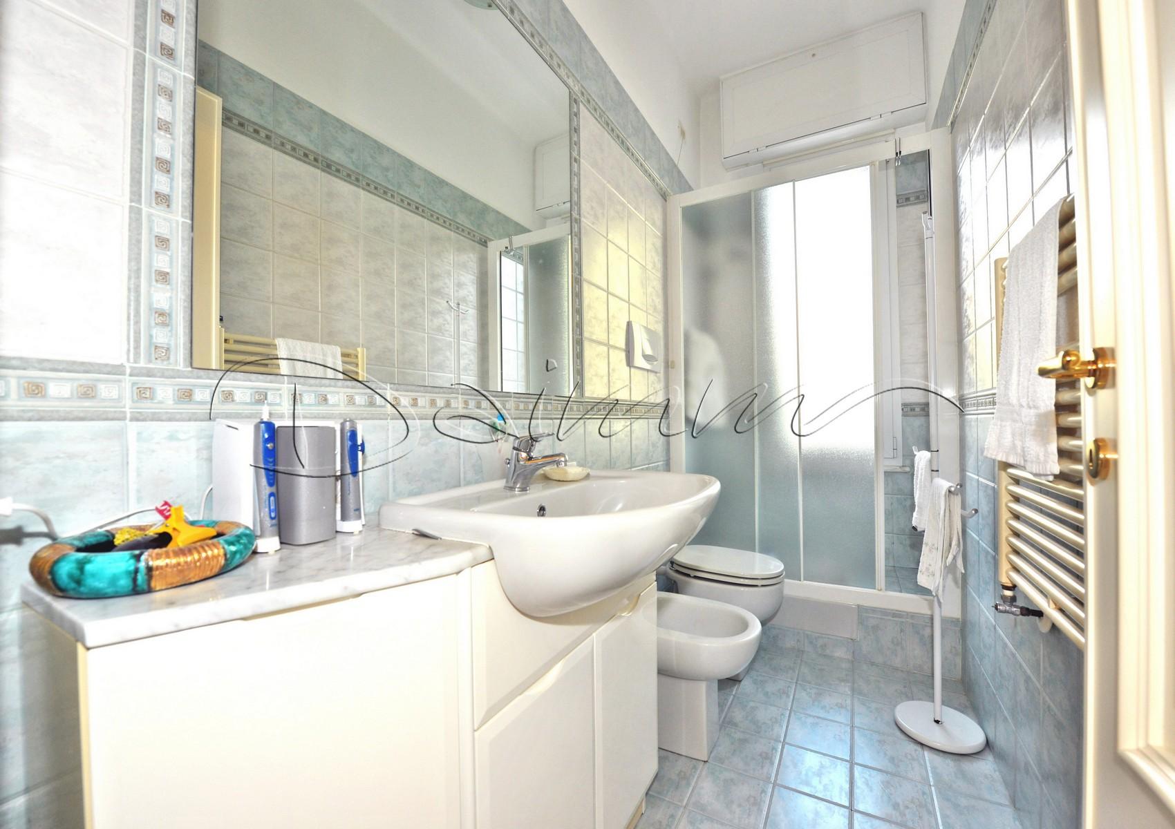8759 vendita appartamento di pregio genova albaro via for Arredo bagno via gramsci genova