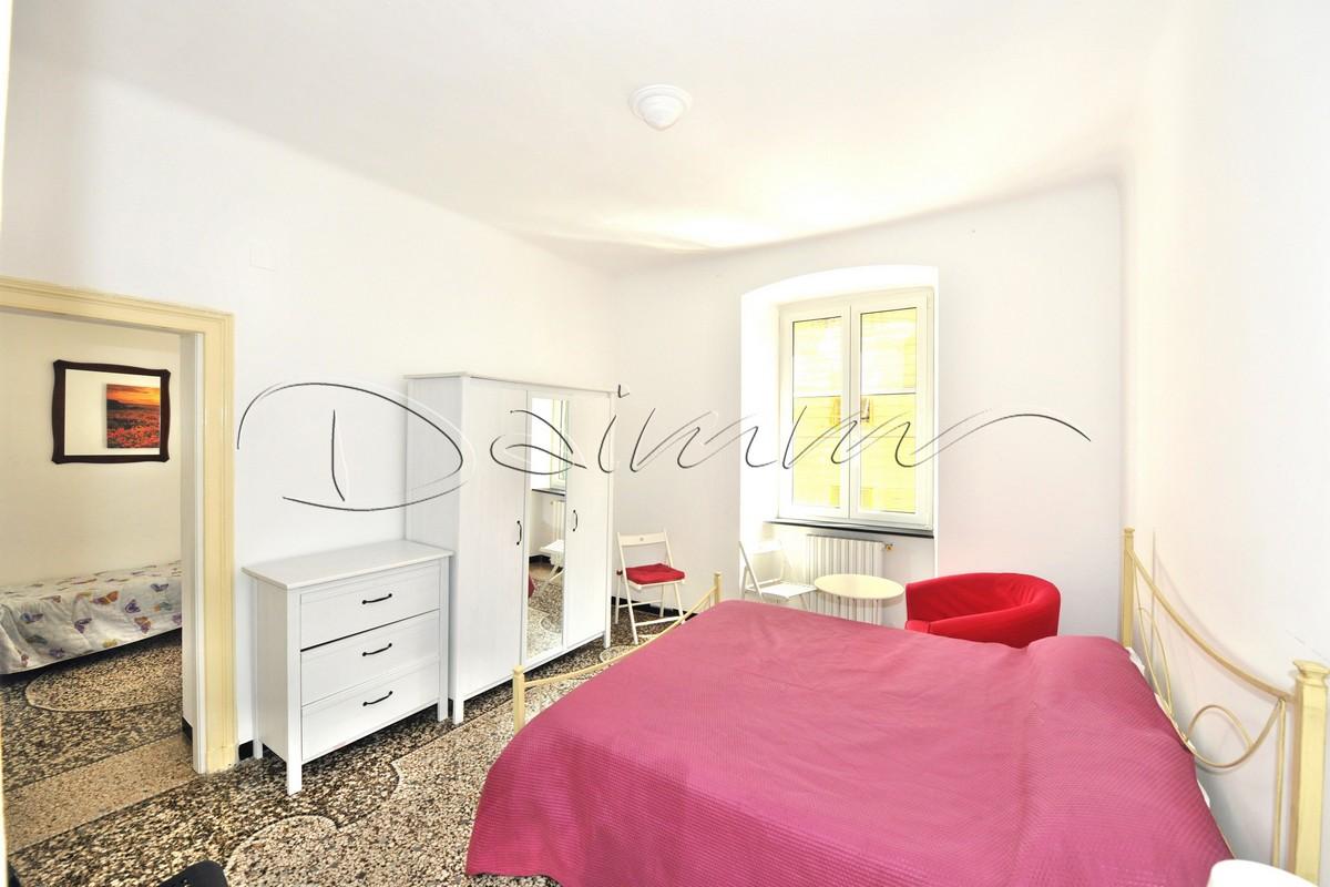Camera Da Letto Matrimoniale A Genova.Daimm Vendita Appartamento Genova Castelletto Via Pertinace Camera