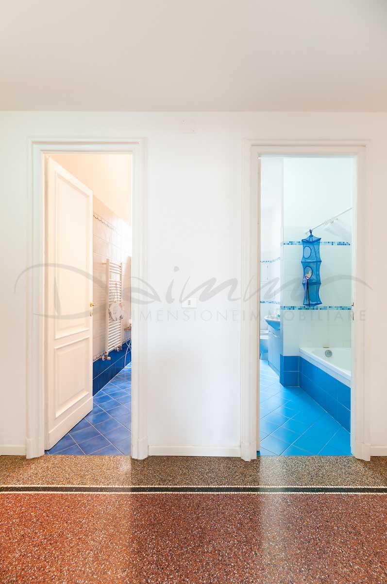 Vendita Porte A Genova luminoso appartamento - genova centro via lanfranconi | daimm